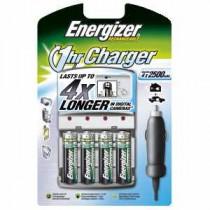 BATTERILADDARE ENERGIZER 102342. 1TIM M/4AA 2450 MAH