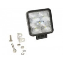 ARBETSLAMPA STEEL POWER LED 10-30V 15 WATT
