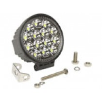 ARBETSLAMPA STEEL POWER LED 10-30V 42 WATT