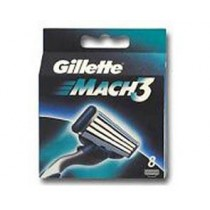 RAKBLAD GILLETTE MACH3 8-PACK