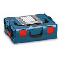 Byggstrålkastare GLI PortaLED 136 Professional