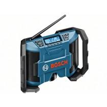 Byggplatsradio GML 10,8 V-LI Professional