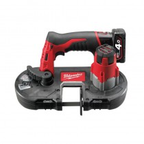 BANDSÅG MILWAUKEE M12BS/0