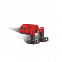 M12 BATTERI KIT MILWAUKEE M12NRG-402