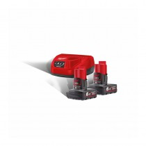 M12 BATTERI KIT MILWAUKEE M12NRG-602