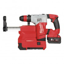 SDS-PLUS BORRHAMMARE MILWAUKEE M18CHPXDE-50