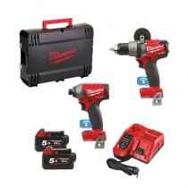 POWERPACK 18V MILWAUKEE M18ONEPP2A-502X