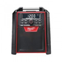 ARBETSRADIO MED LADDARE  MILWAUKEE M18RC-0