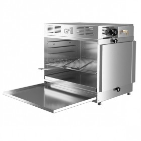 GASOLGRILL WEGRILL IN & OUT