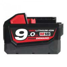BATTERI MILWAUKEE M18B9