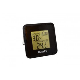 HYGROMETER WOODS DIGITAL WHG-1